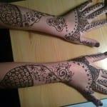 Henna Marocaine pour Mariées 7