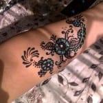 Henna Tunisienne - Harkous 4