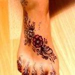 Henna Tunisienne - Harkous 5