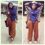 الحجاب و الموضة  11