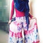 الحجاب و الموضة 4