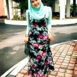 الحجاب و الموضة  8