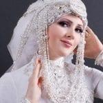 Muslim Mariée-Voile 8