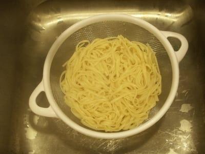 Recette: Spaghetti à la sauce Sardine