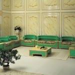 Salon Royal Vert