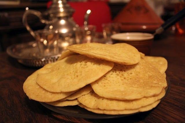طريقة تحضيرالبغرير المغربي
