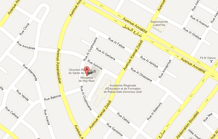 Caftan Marocai - Adresse Nisrine Bakkali