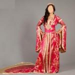 قفاطين العروس المغربية 2-1