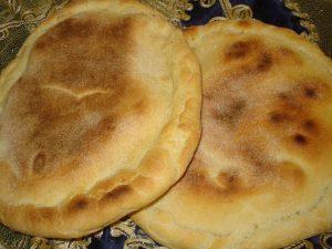 شهيوات رمضانية: الخبز المعمر بالكفتة