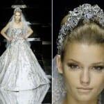 Robe de mariée Eli Saab 9