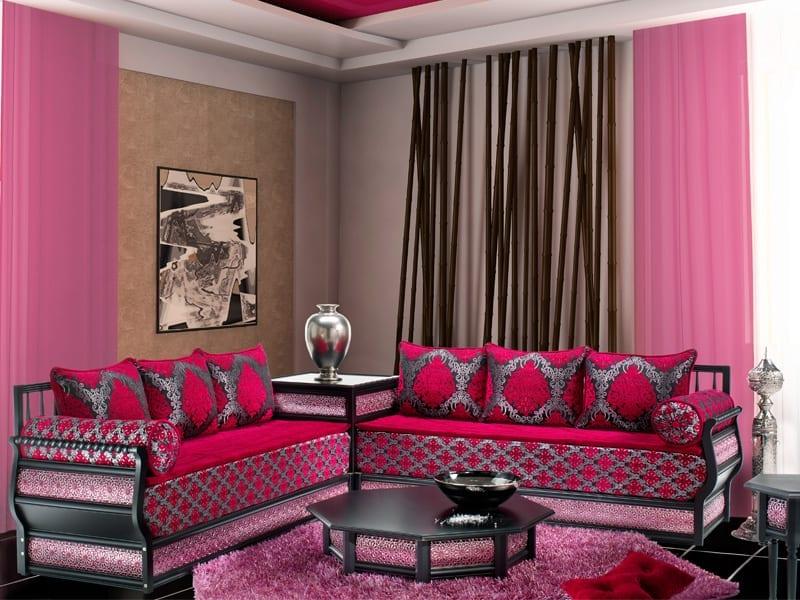 Salon Marocain Design 17
