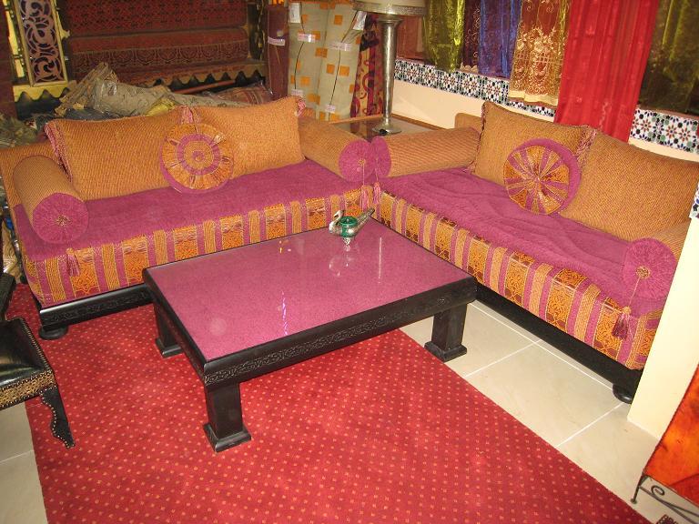 Salons Marocains: Une nouvelle Collection DESIGN de Salons ...