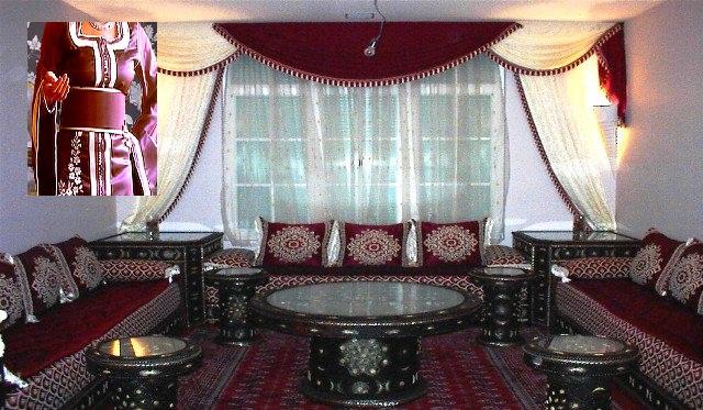 salon marocain 2013