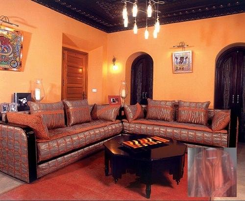 stunning salon marocain peinture gris photos amazing house - Peinture Moderne Pour Salon Marocain
