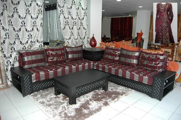 is pixels salon marocain gris beige mauve salon marocain moderne gris - Salon Grenat Moderne