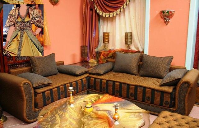 salon marocain moderne 2013