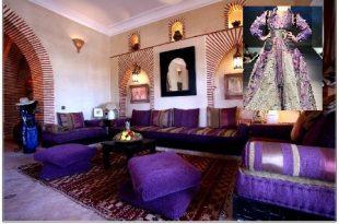 Salons Marocains Traditionnels En Harmonie Avec Vos Caftans 2   1
