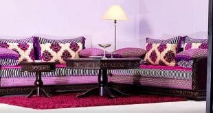salon marocain traditionnel | حسناء
