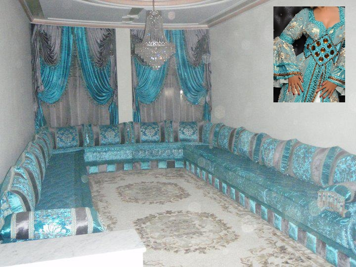 Image gallery maison marocaine 2013 for Decoration maison orange
