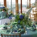تزيين طاولات الأعراس 10