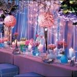 أفكار رائعة لتزيين طاولات الأعراس - الجزء الأول - 12