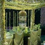 تزيين طاولات الأعراس 13
