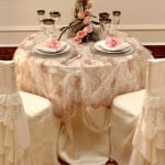 تزيين طاولات الأعراس 14