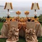 تزيين طاولات الأعراس 15