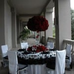 تزيين طاولات الأعراس 16