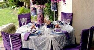 Spécial Mariages: Collection de tables de mariages 2 - 56