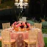 تزيين طاولات الأعراس 18