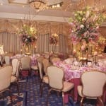 تزيين طاولات الأعراس 19