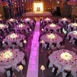 تزيين طاولات الأعراس 2