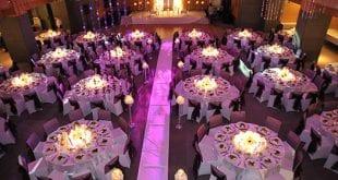 أفكار رائعة لتزيين طاولات الأعراس - الجزء الأول -2