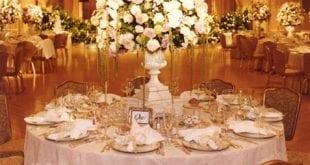أفكار رائعة لتزيين طاولات الأعراس - الجزء الثاني 20