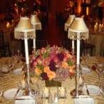 تزيين طاولات الأعراس 21
