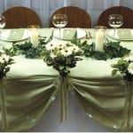 أفكار رائعة لتزيين طاولات الأعراس - الجزء الثاني 23