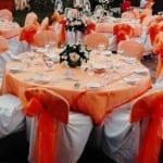 Décoration de tables de Mariage 4