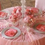 Décoration de tables de Mariage 7