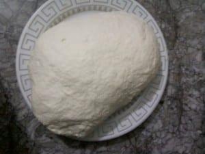 الخبز المغربي باالسكر و الزبدة 2