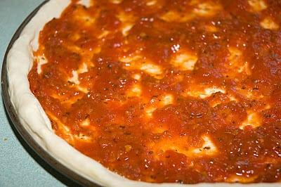 أكلة شهية في دقائق من المطبخ الإيطالي Hasnae.com-Pizza-Italienne-2