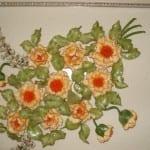 مجموعة جميلة و حديثة من ابتكارات رائعة، لوحات و ديكورات المزخرفة بعجينة السيراميك 4