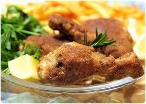 طريقة تحضير دجاج كنتاكي المقلي