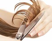 Hasnae.com-Se couper les cheveux 1