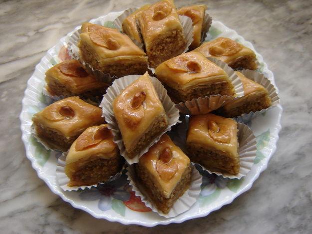 شهيوات رمضان - البقلاوة المغربية