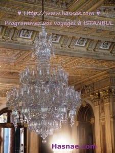 Dolmabaçe Saray 6