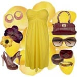 تشكيلة من الأزياء بألوان صيف 2012 - 11