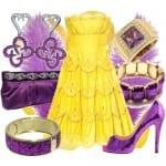 تشكيلة من الأزياء بألوان صيف 2012 - 12