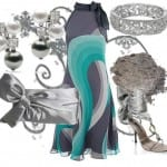 تشكيلة من الأزياء بألوان صيف 2012 - 18