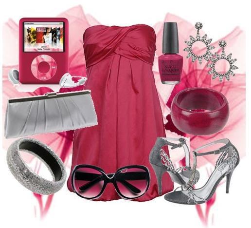 تشكيلة من الأزياء بألوان صيف 2012 - 2